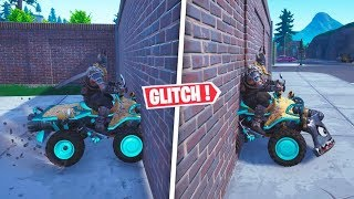 GLITCH | Traverser les Murs sur Fortnite Battle Royale !