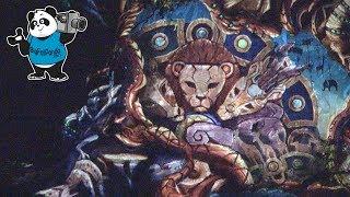 Lion King Tree Of Life Awakenings - Projection Show - Disney's Animal Kingdom 4K