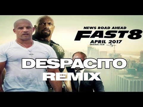 Rapido y furioso 8 - Despacito (Luis Fonsi ft. Daddy Yankee) REMIX