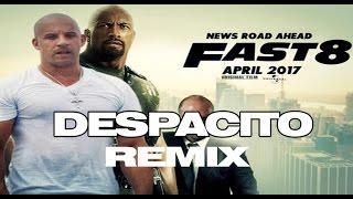 Download Rapido y furioso 8 - Despacito (Luis Fonsi ft. Daddy Yankee) REMIX