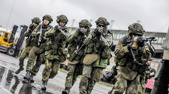 Paikallisjoukot koko maan turvana – The Local Defence Units Safeguard the Entire Country
