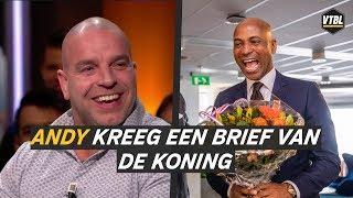 Lintjesregen: Andy van der Meijde krijgt ook post van de koning