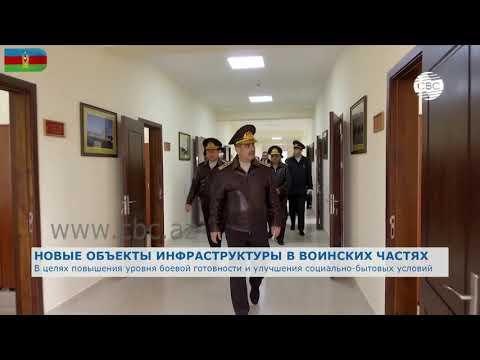 Министр обороны Азербайджана посетил учебно-водолазный полигон ВМС страны