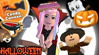 NEW HALLOWEEN CANDY CANNON | ADOPT ME! [ROBLOX] GETTING HALLOWEEN PRIZES | ALL LEGENDARY VEHICLES!