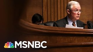 AG Jeff Sessions Orders Toughest Prosecution For Drug Offenses | All In | MSNBC Free HD Video
