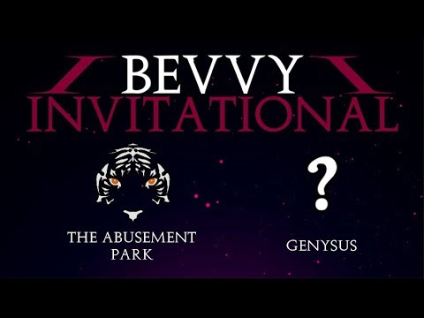 Bevvy Invitational I: The Abusement Park...