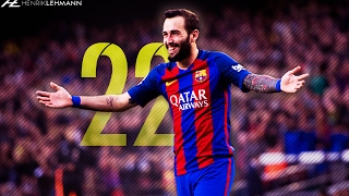 "The best goals, assists and defensive skills by aleix vidal for fc barcelona in 2016/17 season. enjoy! click ""show more"" to see music more! ● edi..."