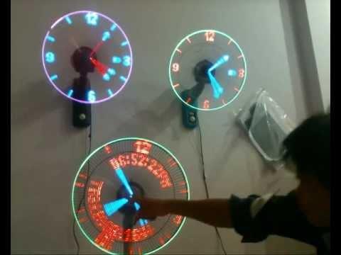 led clock v4 1 0
