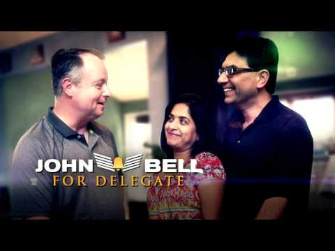 "John Bell for Delegate - ""Titles"""