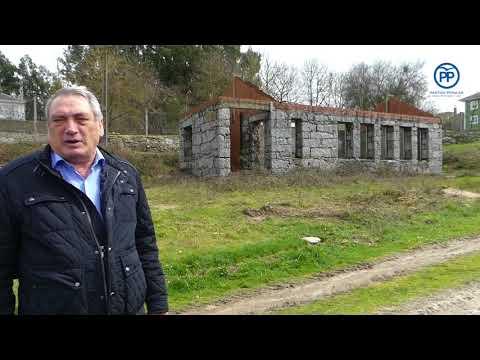 Manuel López Fernández denuncia as 'chapuzas' no rural de Lugo