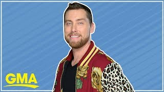 Take it from Lance Bass: Don't worry what others think of you l GMA Digital