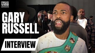 """Gary Russell CALLS OUT & RESPONDS to Gervonta Davis: """"YOUR TIME IS RUNNING SHORT"""""""