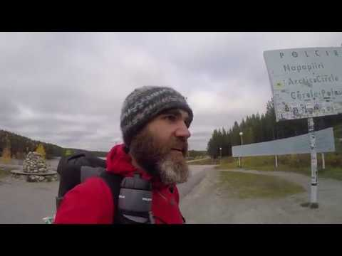 Barefoot Aleks Runs Europe North to South