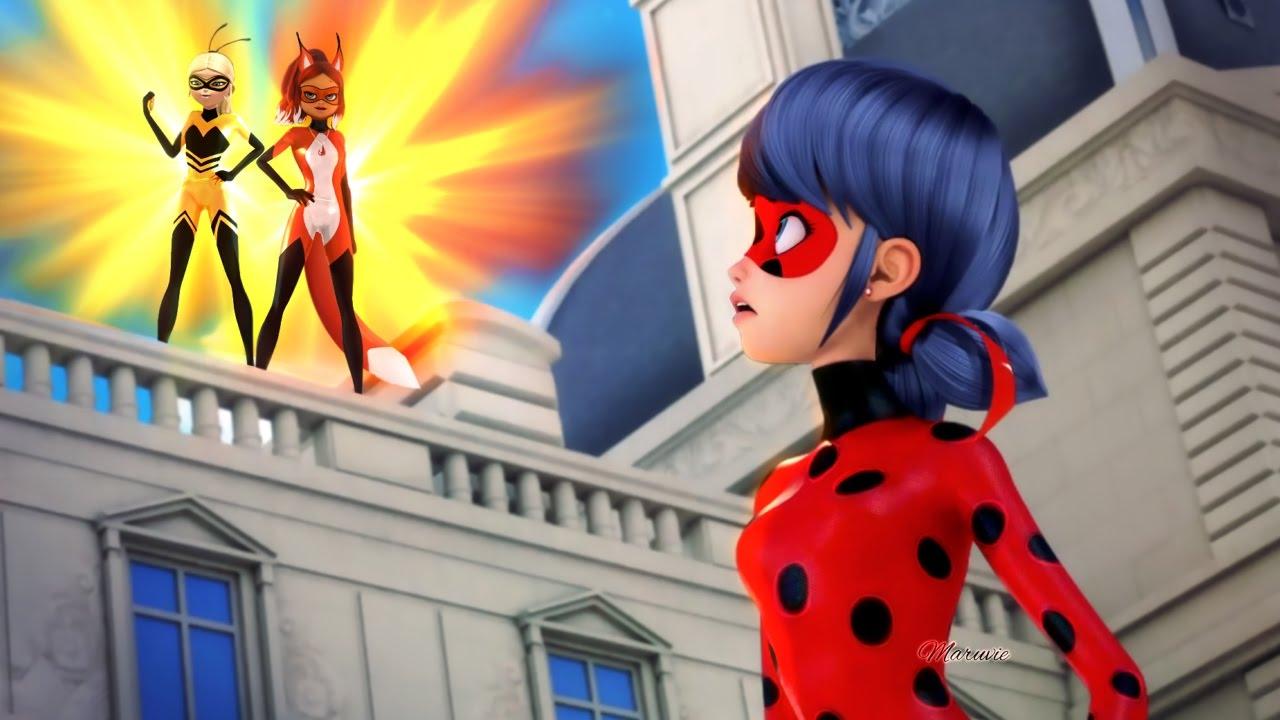 miraculous ladybug season 2