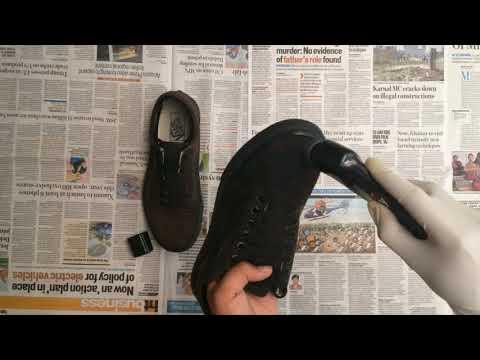 (DIY) Restoration of shoes