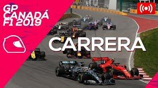 GP de Canadá F1 2019 - Directo carrera