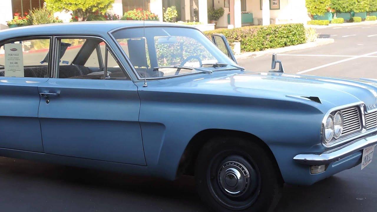 1962 Pontiac Tempest 1962 Pontiac Tempest Classic And Rare Youtube