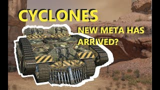 Crossout Honest Review - Cyclone - New meta gun
