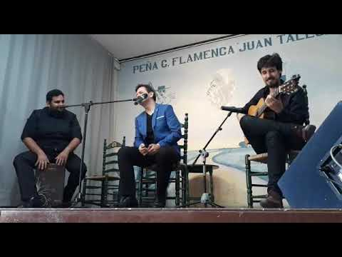 Mario Radío y Marcos Serrato percusión Javi Gomez