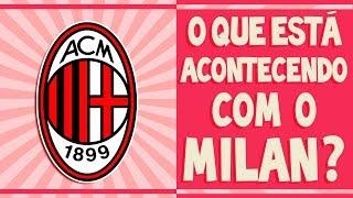 ESTE ERA O TIME MAIS TEMIDO DO MUNDO - O que aconteceu com o Milan?
