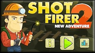 Shotfirer 2: New Adventure - Game Walkthrough (full)