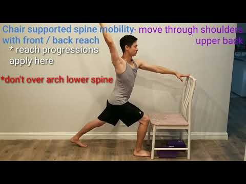 3D Hip/Spine Mobility with progression