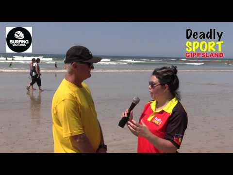 Interview with Max Wells - Koori State Surfing Titles