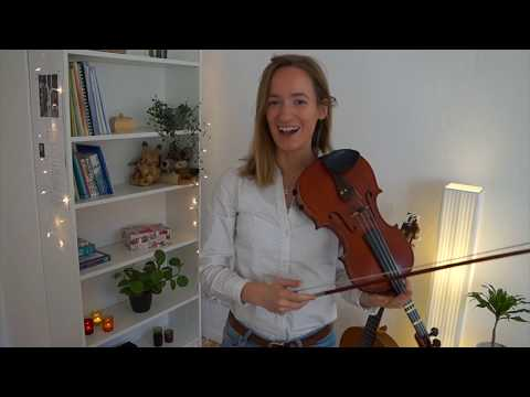 How to play Thousand Years  Christina Perri   Pop Song  Violin Tutorial