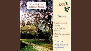 An Irish Idyll in 6 Miniatures, Op. 77: No. 5. A Broken Song