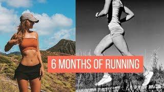 Leaning Out // Beginner's Running Tips + My Poshmark Running Gear!