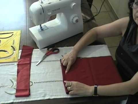 Metodo Sitam:taglio e confezione gonna dritta