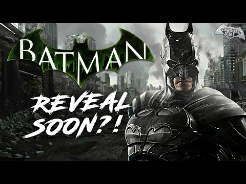New Batman Arkham Game Reveal NEXT MONTH?!