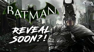 New Batman Arkham Game Reveal NEXT MONTH?!