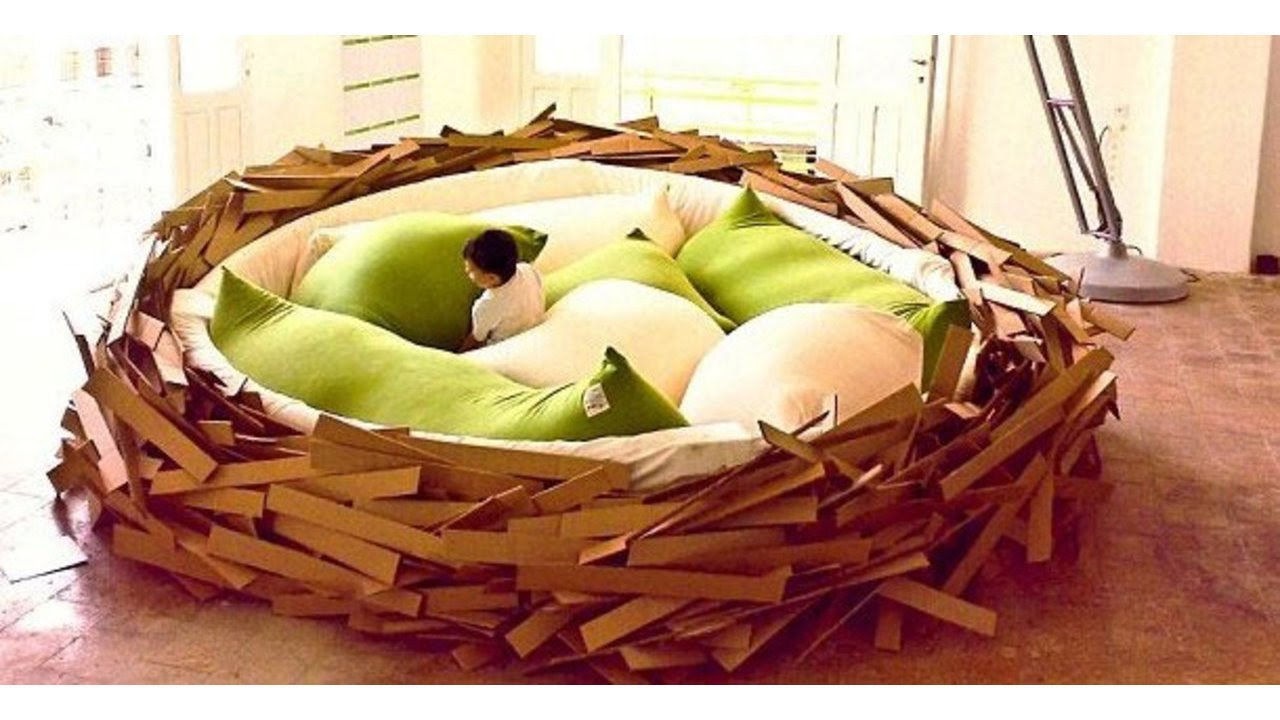 25 Of The Most Creative Beds You Have Ever Seen   YouTube