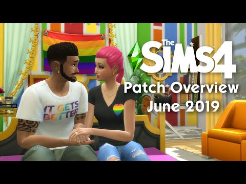 Pride month update hits The Sims 4! - Sims Online