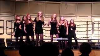 Royals A Cappella performed by High Altotude