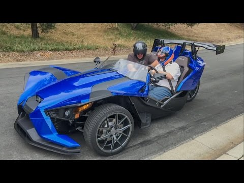 polaris slingshot 2015 youtube. Black Bedroom Furniture Sets. Home Design Ideas