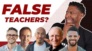 Are The Bible Project, Andy Stanley, Francis Chan, John Piper and Steven Furtick False Teachers?