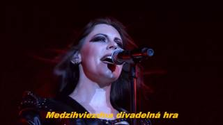 NIGHTWISH - Shudder Before The Beautiful (official live, Wembley Arena) [SK titulky]