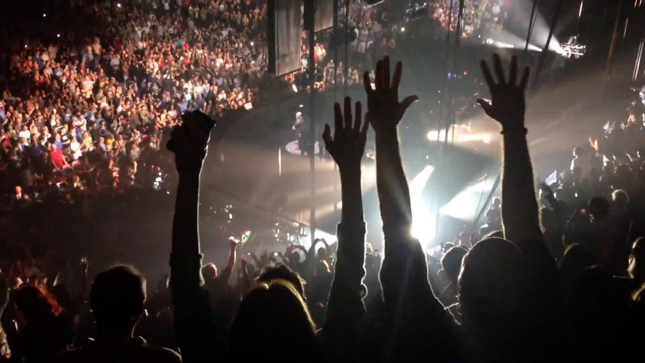 Billy Joel Live Piano Man Bb Amp T Sunrise Fl 01 10 2014 Youtube