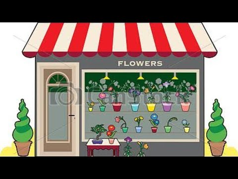 ENTREPRENEURSHIP PROJECT REPORT || BUSINESS PLAN - A FLORIST SHOP|| PROJECTS and MORE