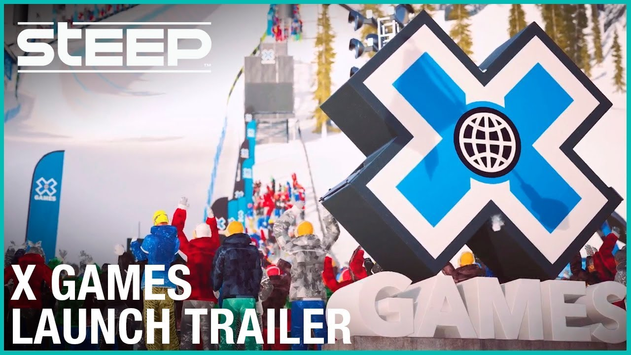 Steep: X Games Launch Trailer | Ubisoft [NA]