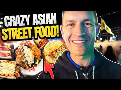CRAZY Asian Street Food in Canada! – Richmond Night Market