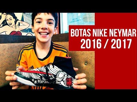 valor por dinero garantía de alta calidad estilo único Botas de Fútbol de Neymar Nike 2016 - 2017   Hypervenom X Proximo ...