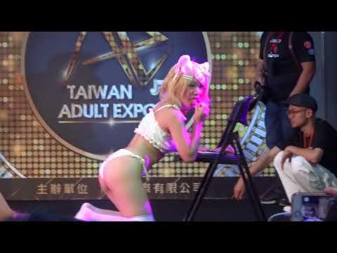2018 TAE 台灣成人博覽會   小西まりえ @ 人體天堂路