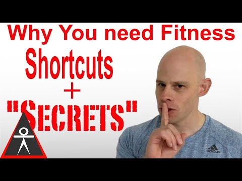 Why Learning  Fitness Shortcuts and Secrets is Essential for Your Success