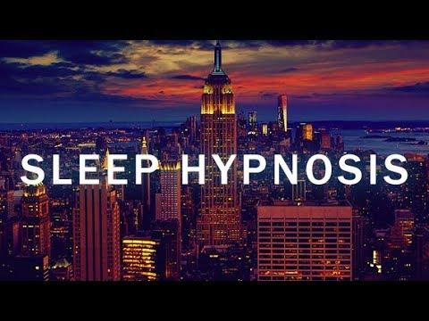 Guided Meditation for Deep Sleep, Sleeping In New York, Spoken Sleep Hypnosis for Deep Sleep