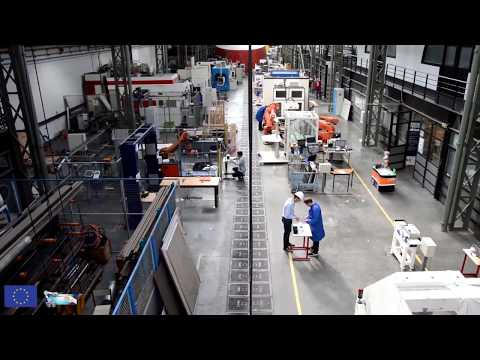 ColRobot Demonstration in the Aerospace Industry