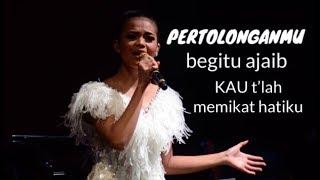 Gambar cover Citra Scholastika - PertolonganMu (Lirik Video)