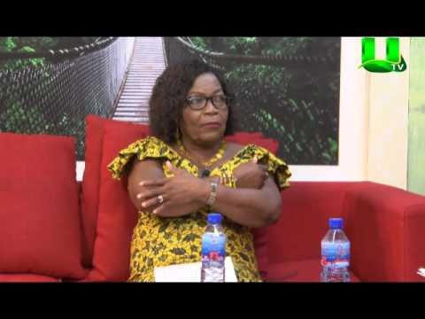Health Line Segment On Adekye Nsroma